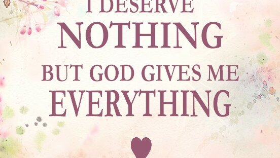 Agape; Blessings; Favor; Gifts; Serving Others; God\'s Grace ...